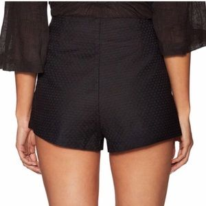 Free People Nueman Textured High Waist Shorts (4)